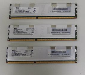 Kit 3 Memórias Smart 4gb 2rx4 Ddr3 10600r-09-10 P/ Servidor
