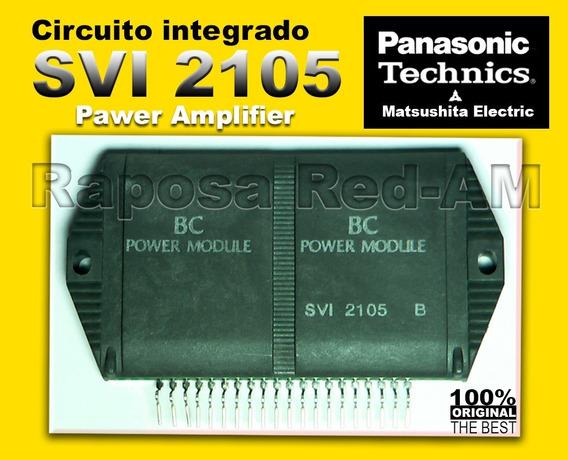 Circuito Integrado Svi 2105