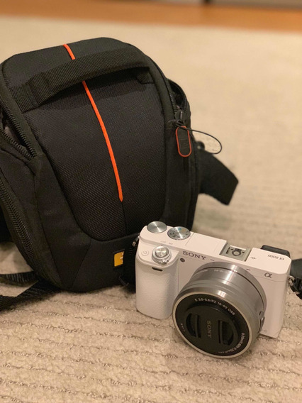 Câmera Fotográfica Sony Alpha 6000