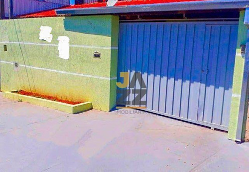 Imagem 1 de 16 de Casa Com 3 Dormitórios À Venda, 100 M² Por R$ 360.000,00 - Vila Miguel Vicente Cury - Campinas/sp - Ca14083