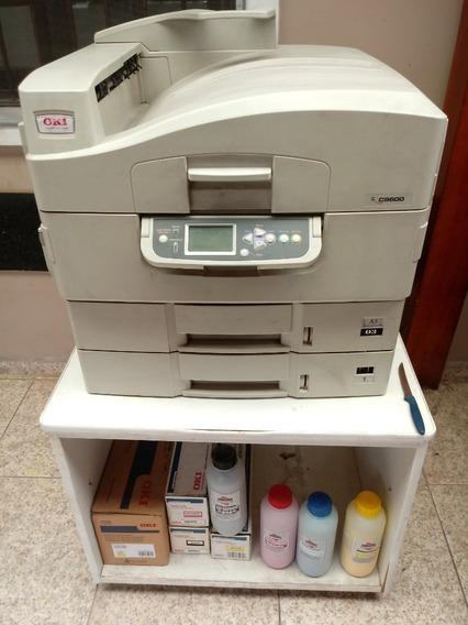 Impressora Colorida Okidata C9600