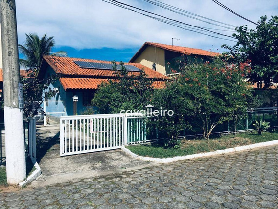 Casa Em Condomíno No Centro De Maricá - Ca3619