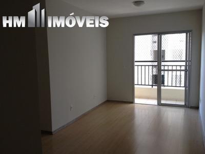 Aluga Apartamento 3 Dormitórios, 2 Vagas, Lazer Completo, Aceita Deposito - Hma291 - 34186676