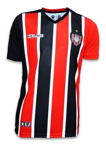 Camiseta Chacarita Juniors Kelme 2019 Original