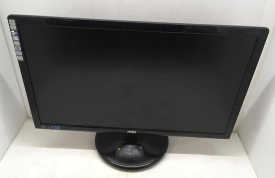 Monitor Lcd 22 Polegadas Aoc E2243f Com Risco