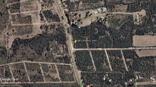 Imagen 1 de 4 de Lote Terreno Ruta 1 Cerro De Oro Merlo San Luis