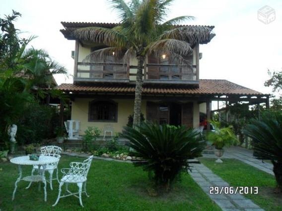 Casa Duplex Para Venda Em Araruama, Ponte Dos Leites, 2 Dormitórios, 2 Suítes, 3 Banheiros, 4 Vagas - 186