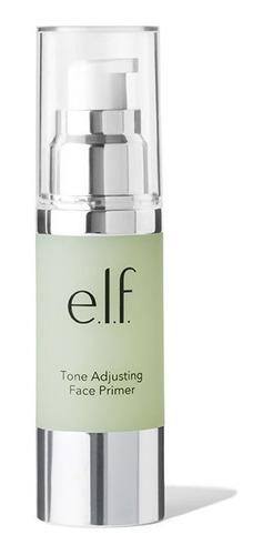 Elf Primer Adjusting Face Tamaño Grande 30 Ml Prebase Minimiza Enrojecimiento Y Manchas Maquillaje