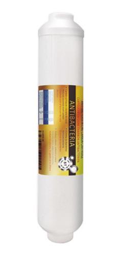 Posfiltro Vulcano En Linea Carbon Antibact Osmosis // 600046