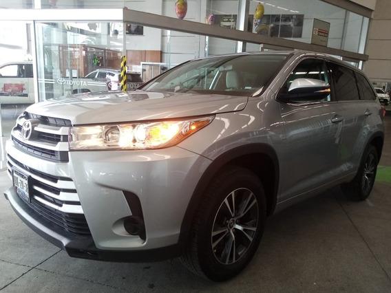 Toyota Higlander Le 2019