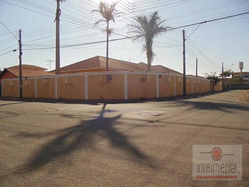 Casa Para Alugar, 530 M² Por R$ 5.000,00/mês - Residencial Primo - Boituva/sp - Ca2179