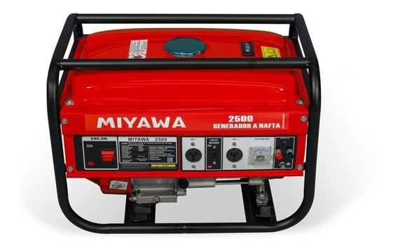 Grupo Electrogeno Generador Electrico 2500 Watts Miyawa