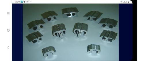 Conector De Aluminio A Compresión Yp Diferentes Conductores