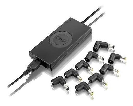 Fonte Carregador Universal 90w P/ Notebook Com 9 Conectores