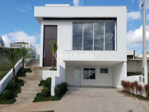 Casa A Venda Swiss Park Condomínio  Lauerz Campinas Sp - Ca00449 - 68209721