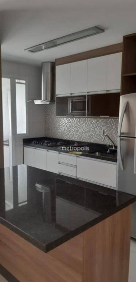 Apartamento Com 2 Dormitórios À Venda, 66 M² Por R$ 520.000,00 - Olímpico - São Caetano Do Sul/sp - Ap1039