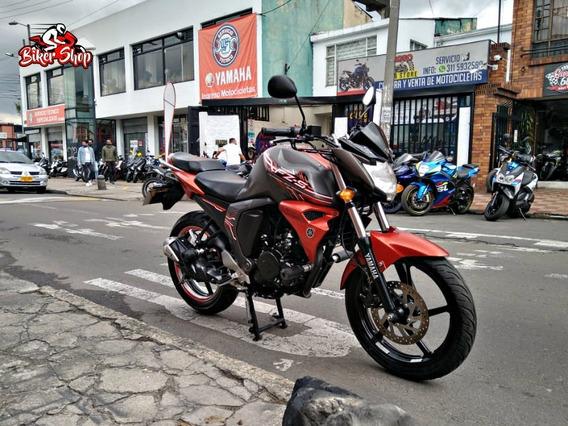Yamaha Fz 2.0 Modelo 2017 Exelente Estado Biker Shop