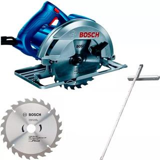 Sierra Circular Bosch Gks 150 185mm 1500w + Disco + Guía