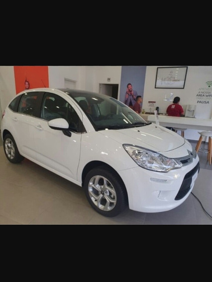 Citroën C3 1.6 Vti 16v Exclusive Flex Aut. 5p 2019