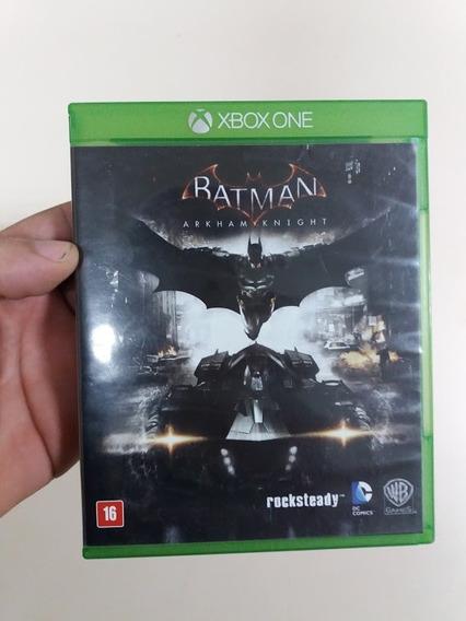 Batman Arkham Knight Xbox One Midia Física