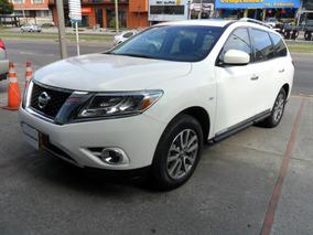 Nissan Pathfinder 4wd Cvt 3.5 Sunroof Advance