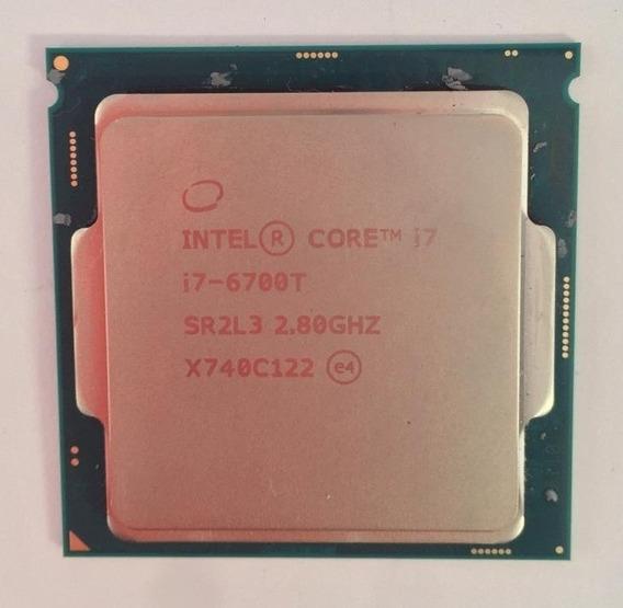 I7 6700t Turbo 3.6ghz 1151 Faço R$1390 Melhor Q I5 7600 7500