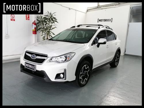 Subaru Xv 2.0 Awd Único Dueño Ficha Oficial! Motorbox