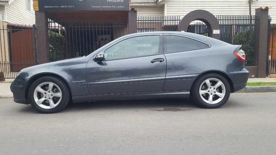 Mercedes-benz C200 Sportcoupe Sportcoupe