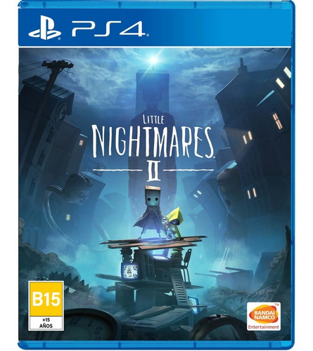 Imagen 1 de 5 de Little Nightmares 2 - Playstation 4