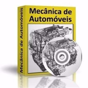 Curso De Mecânica Carros Com 13 Dvds De Vídeo Aulas Cód. 117
