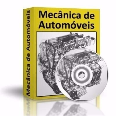 Curso De Mecânica Carros Com 13 Dvds De Vídeo Aulas Cód. 58