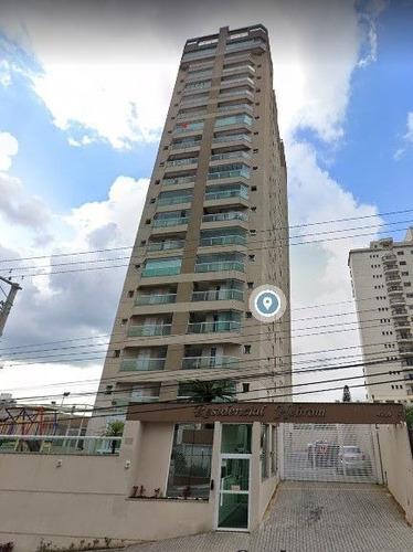 Imagem 1 de 20 de Apartamento Triplex Com 3 Dormitórios À Venda, 175 M² Por R$ 1.400.000,00 - Vila Galvão - Guarulhos/sp - At0007