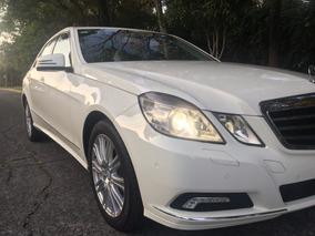 Mercedes Benz Clase E- 350 2010 Elegance Nuevo 76.000 Kms !!