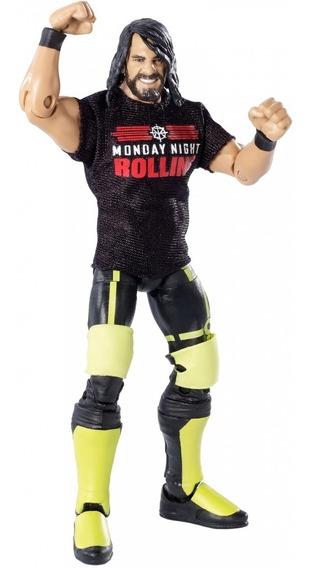 Wwe Elite - Seth Freaking Rollins Figura De Accion Mattel