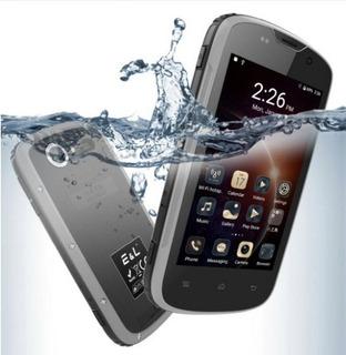 Celular E&l W5 Resistente A Golpes Y Agua Trabajo Pesado 4g
