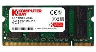 Komputerbay 2gb Ddr2 667mhz Pc2-5300 Pc2-5400 Ddr2 667 (200