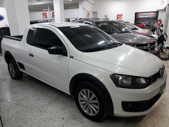 Volkswagen Saveiro 1.6 Cab.ext Highline 2015