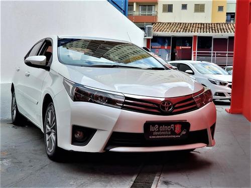 Imagem 1 de 10 de Toyota Corolla Xei 2.0 Flex Aut