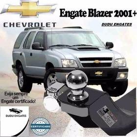 Engate Reboque Gm Blazer 2001 02 03 04 05 06 07 08 09 10