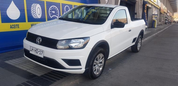 Volkswagen Saveiro 1.6 Cabina Simple 2019