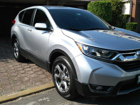 Honda Cr-v 1.5 Turbo Plus Cvt 2017