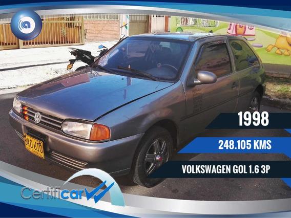 Volkswagen Gol Muy Buen Estado