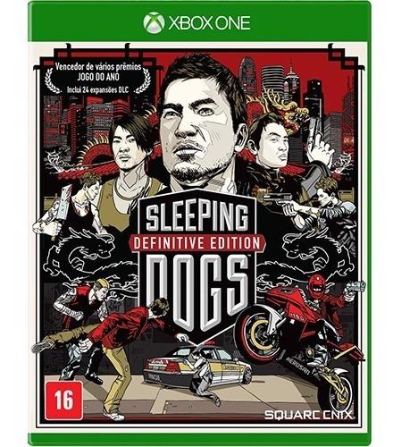 Jogo Slepping Dogs Definitive Edition Mídia Física | Vitrine
