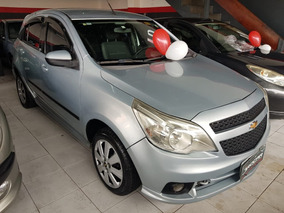Chevrolet Agile 1.4 Lt 5p 2010