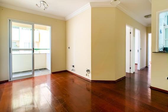 Apartamento Para Aluguel - Vila Augusta, 3 Quartos, 68 - 893114276