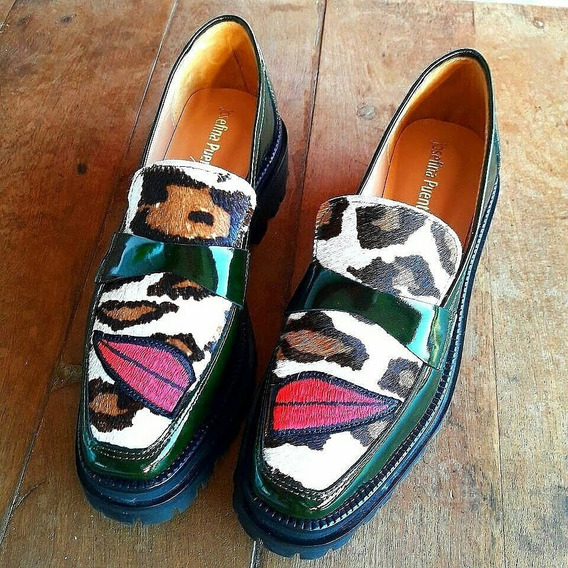 Zapato Animal
