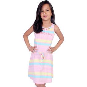Vestido Infantil Cativa - Asya Fashion