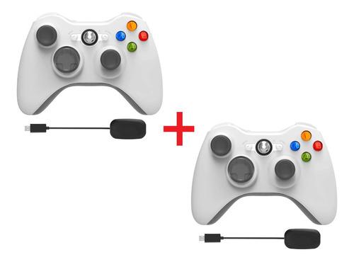 Pack 2 Joystick!! 2,4ghz Para Xbox360, Slim, Ps3, Computador