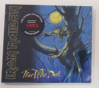 Iron Maiden - Fear Of The Dark Digipack 2019