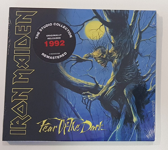 Iron Maiden - Fear Of The Dark Digipack 2019